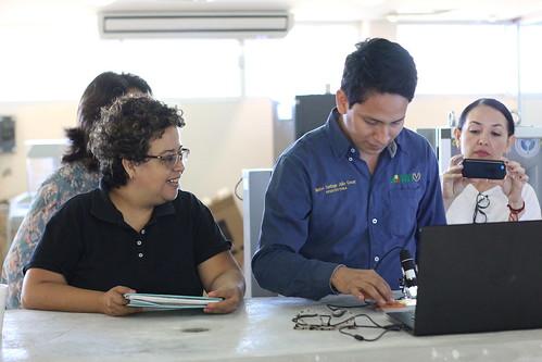 """Docentes de la FADU  participan en el Curso-taller """"Pruebas aceleradas aplicadas al Diseño"""""""