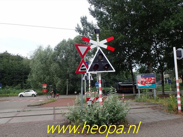 2019-07-11 Amsterdamsebos,        wandeling        19 Km ( (3)