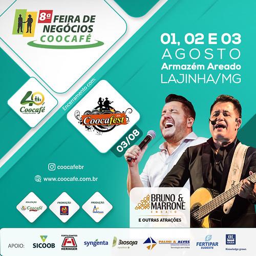 8ª Feira de Negócios e Coocafest 2019
