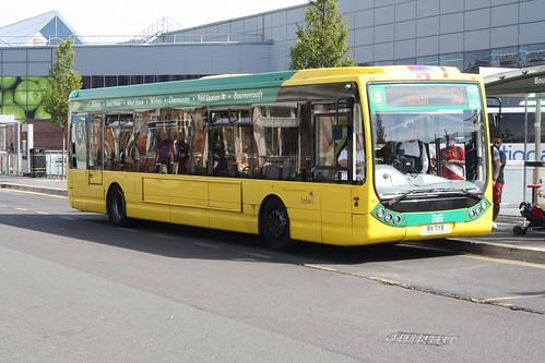 Yellow Buses 11 R11TYB