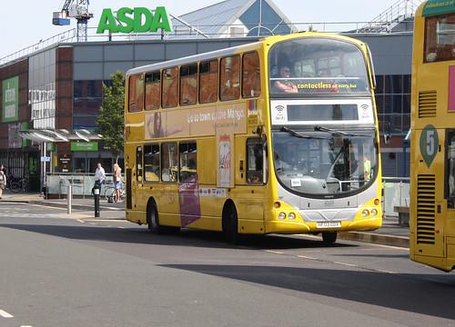 Yellow Buses 181 HF03ODV