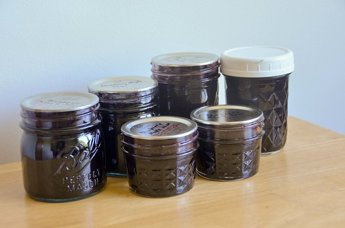 Maple Blueberry Jam