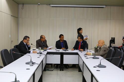 21ª Reunião Ordinária - Comissão de Desenvolvimento Econômico, Transporte e Sistema Viário