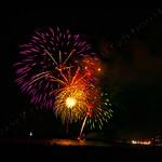 Fireworks at Bel-Air Bay Club