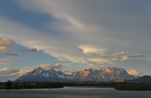 Chile - Torres del Paine - view from hotel | by Harshil.Shah