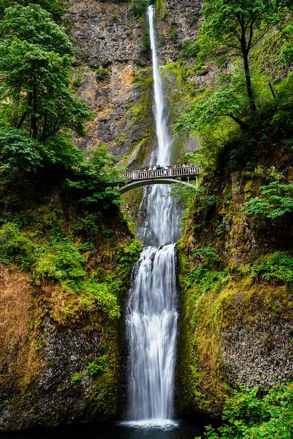 Multnomah Falls -  Multnomah Oregon
