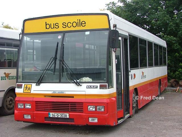 Bus Eireann AD38 (94D3038).