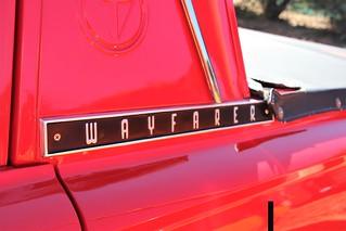 1966 Chrysler VC Valiant Wayfarer utility