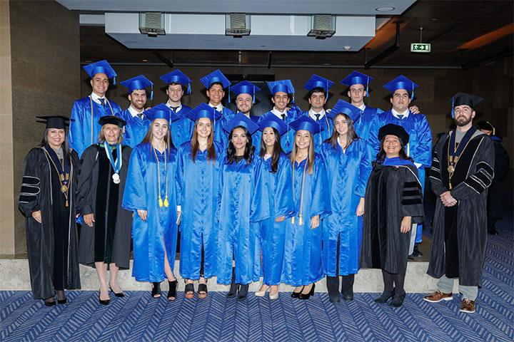 USIL celebró la graduación de los alumnos del Center for Global Education