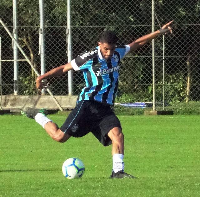Brasileiro de Aspirantes - Grêmio x Vitória