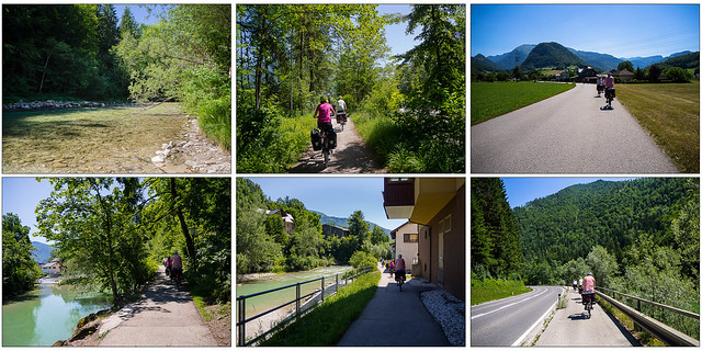 Impressionen vom Salzkammergut-Radweg - 4