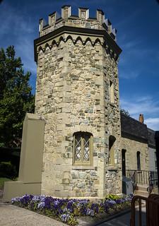Stevens Tech castle