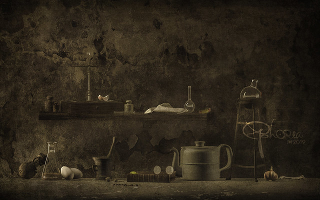 the chthonian kitchen (mutabor)