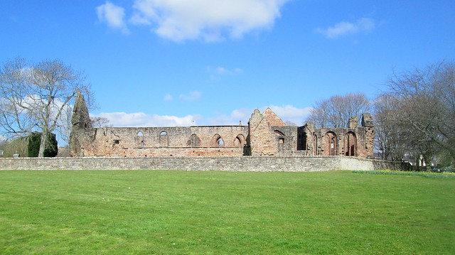 Beauly Priory Remains