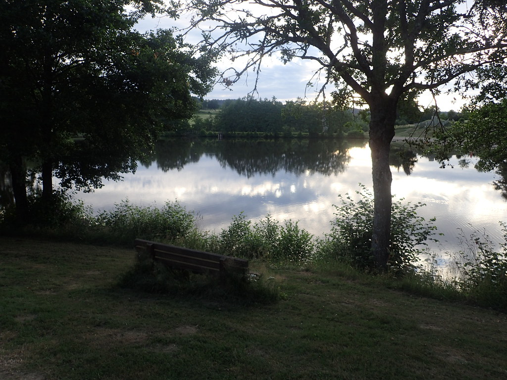 À l'étang de cunlhat