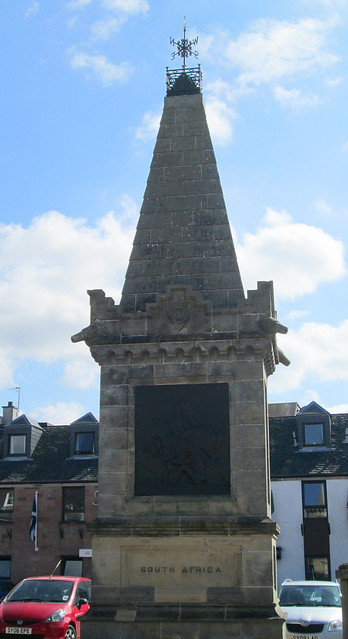 Beauly Boer War Memorial