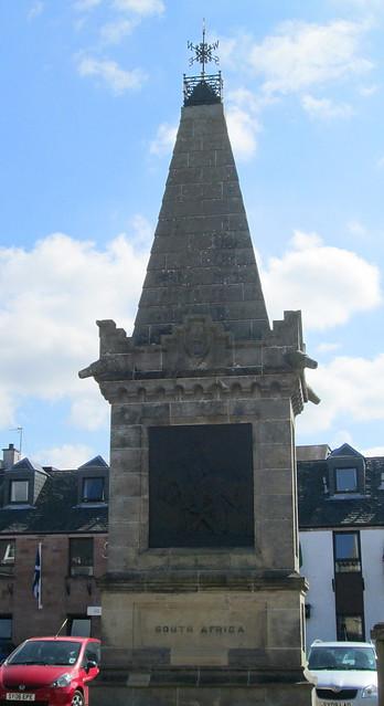 Beauly Boer War Memorial