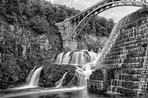 lake niksoftware posterphoto ricksammonsbackyardworkshop river silverefexpro stream waterfall crotononhudson newyork unitedstates