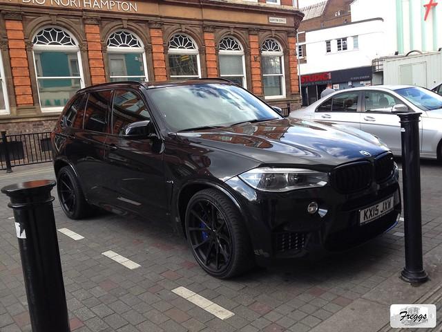BMW X5M - England