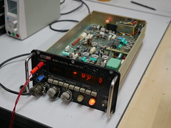 Bristol Hackspace: Fluke 8125A Nixie-Tube Multimeter