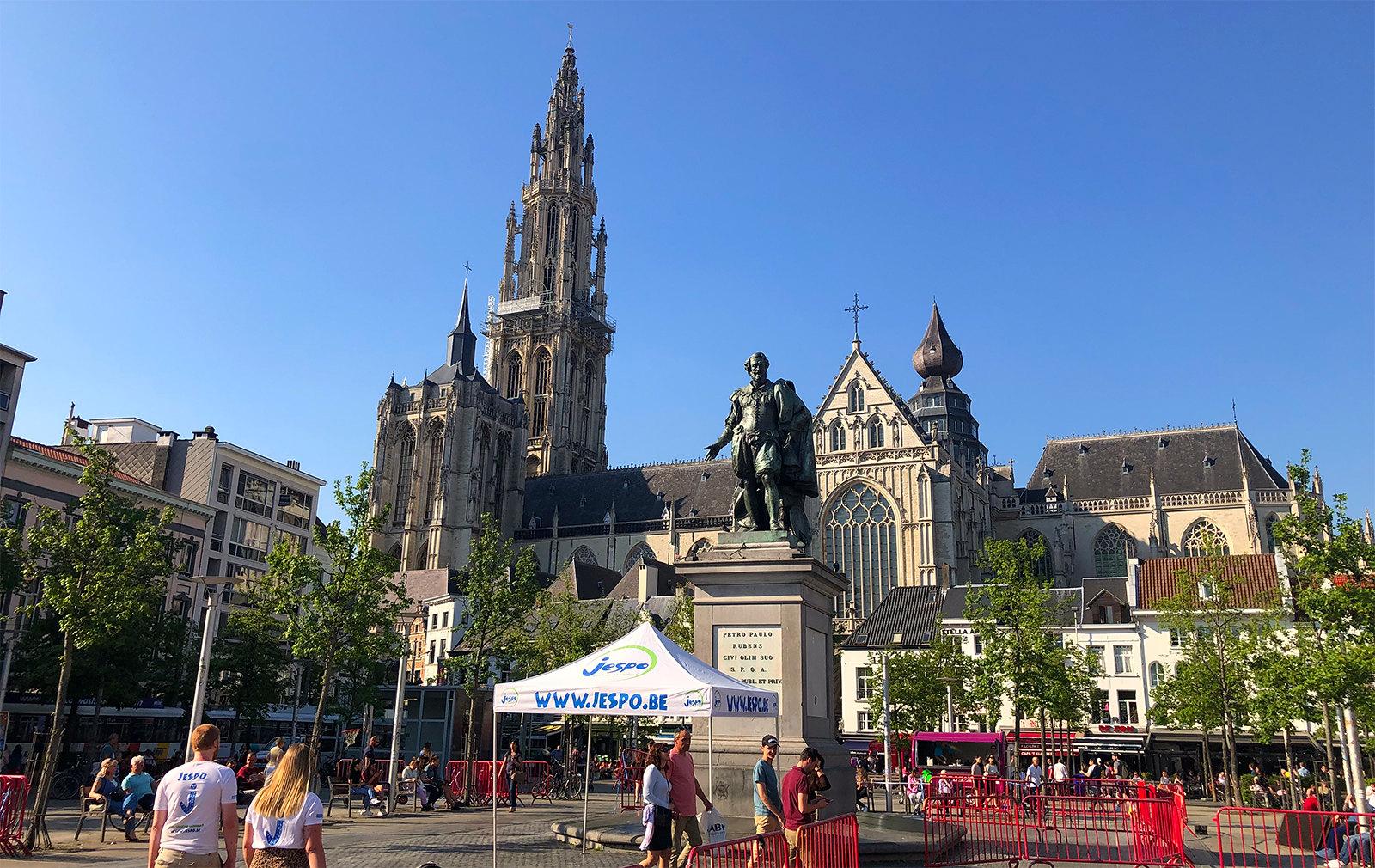 Visitar Amberes en un día, Antwerp in a day, Bélgica, Belgium amberes en un día - 48260795621 8703d73e55 h - Amberes en un día