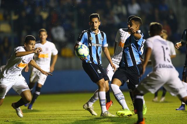 Brasileiro Sub-17 - Grêmio 2 x 1 Corinthians