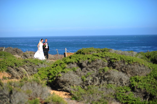 Ocean View Weddings at the Seymour Center