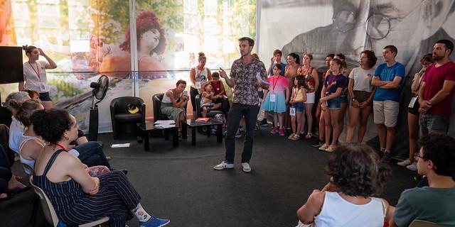 Journée des auteurs | Les scènes appartagées à Avignon