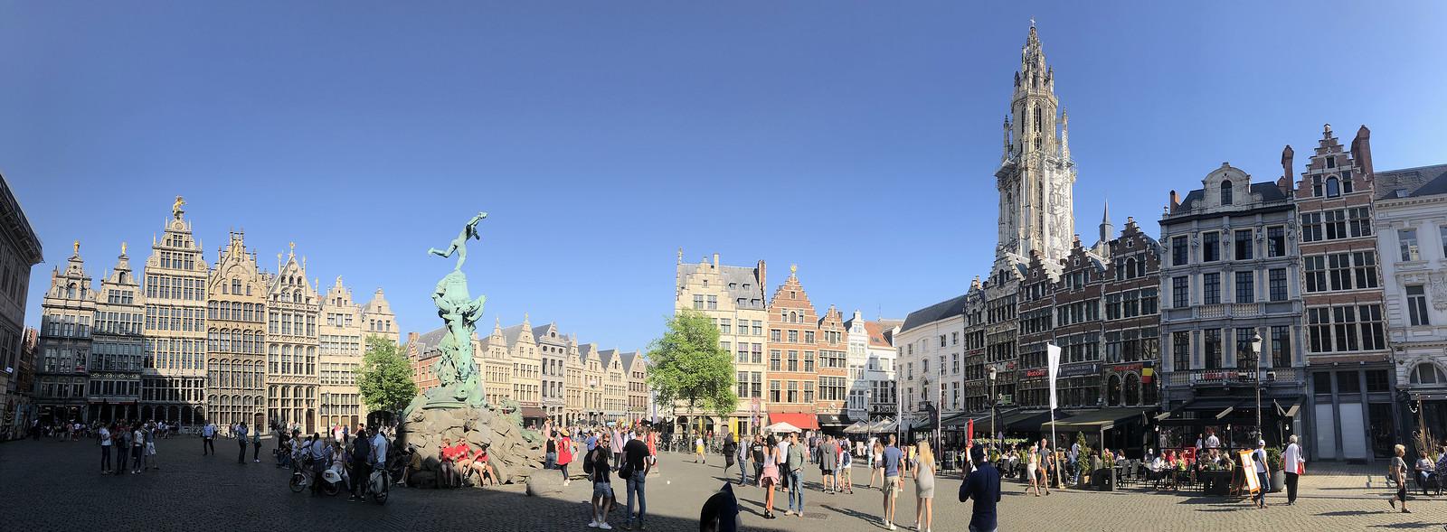 Visitar Amberes en un día, Antwerp in a day, Bélgica, Belgium amberes en un día - 48260865957 3f4c083367 h - Amberes en un día
