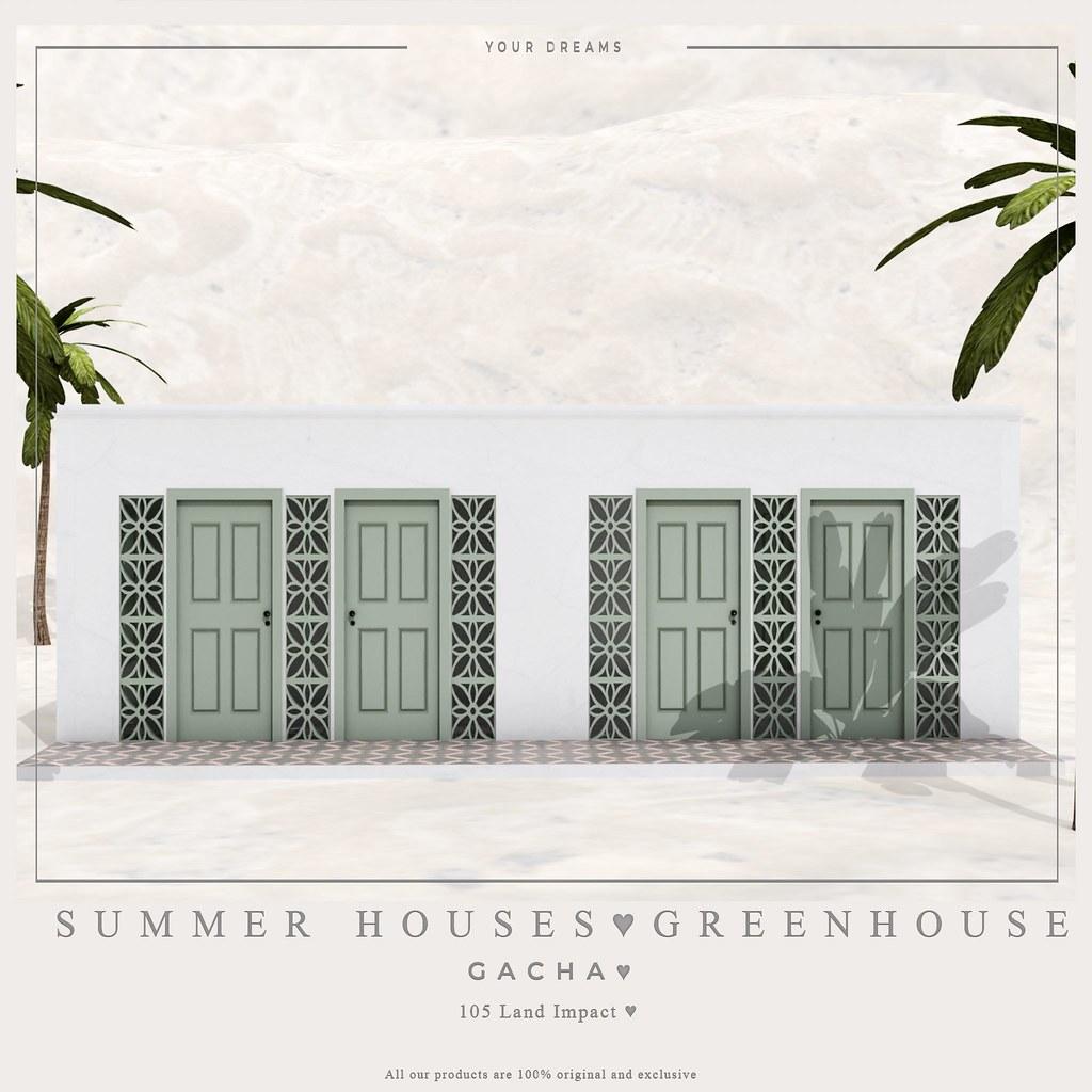 {YD} Summer Houses ♥ Gacha - TeleportHub.com Live!
