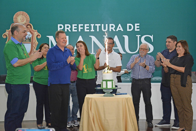11.07.19. Escola de Saúde Pública de Manaus completa um ano