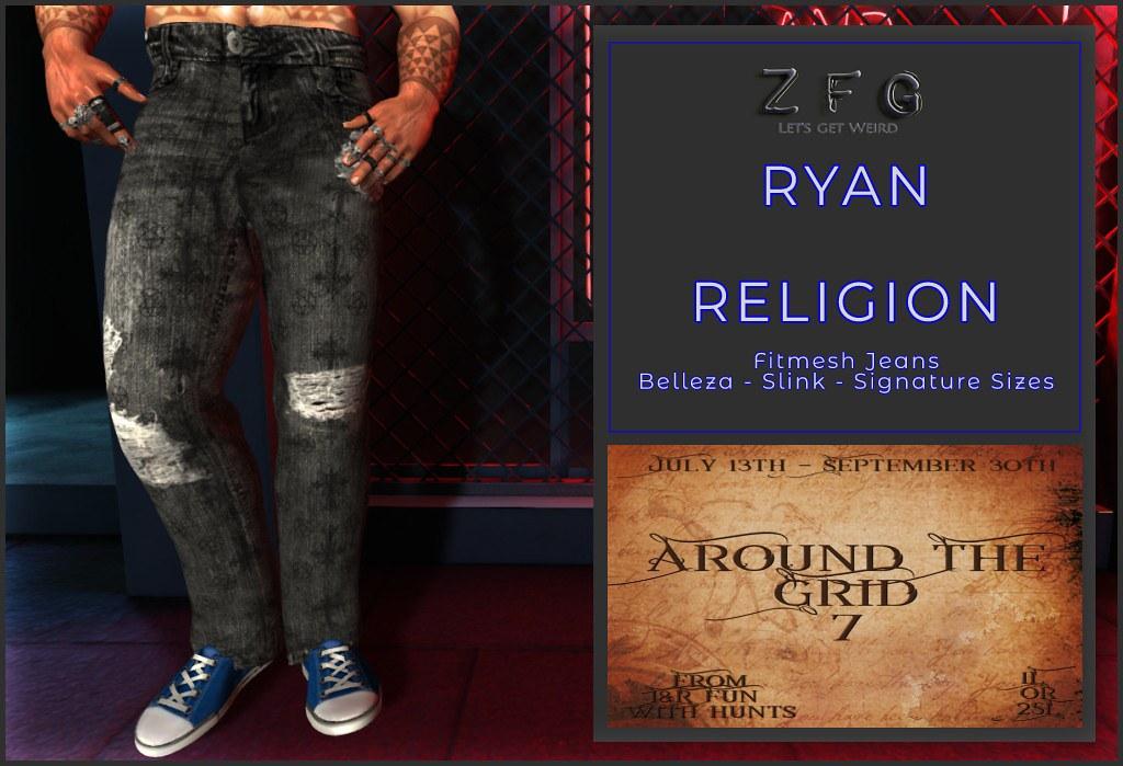 {zfg} ryan religion - TeleportHub.com Live!