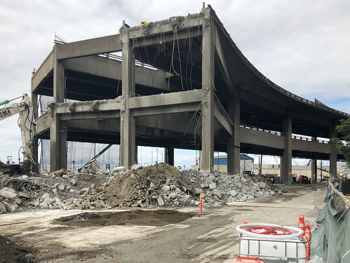 The viaduct's last stand