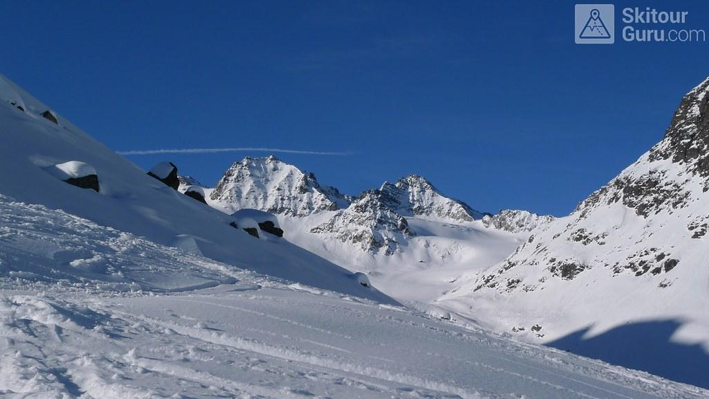 Nördliche Augstenspitze Circuit Silvretta Österreich foto 02