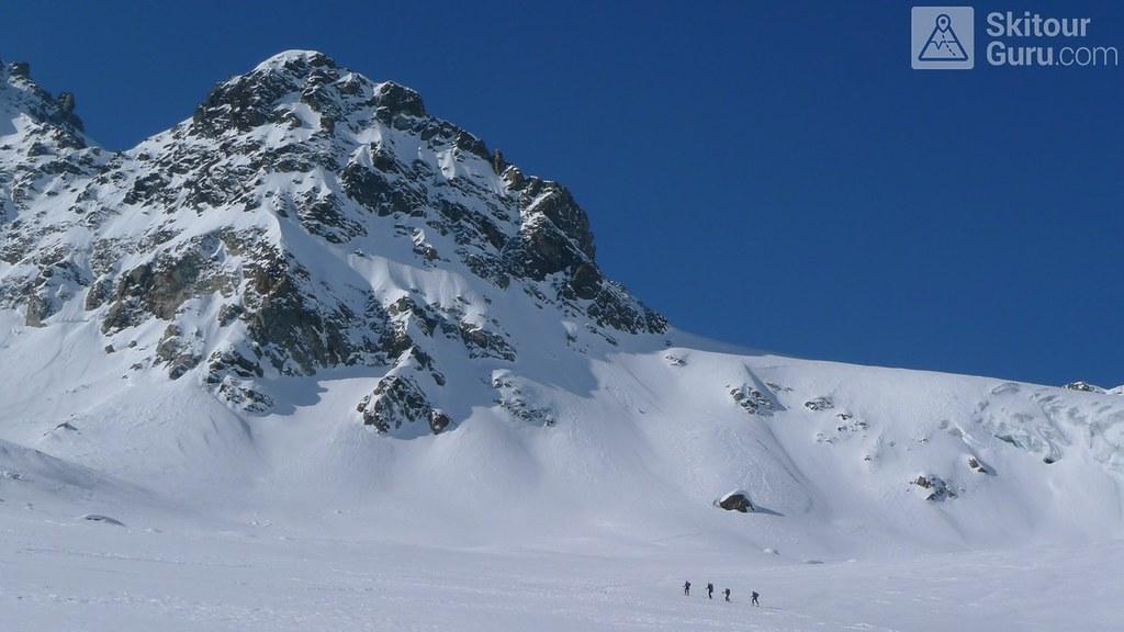 Dreiländerspitze NE (Jamtalhütte) Silvretta Rakousko foto 07
