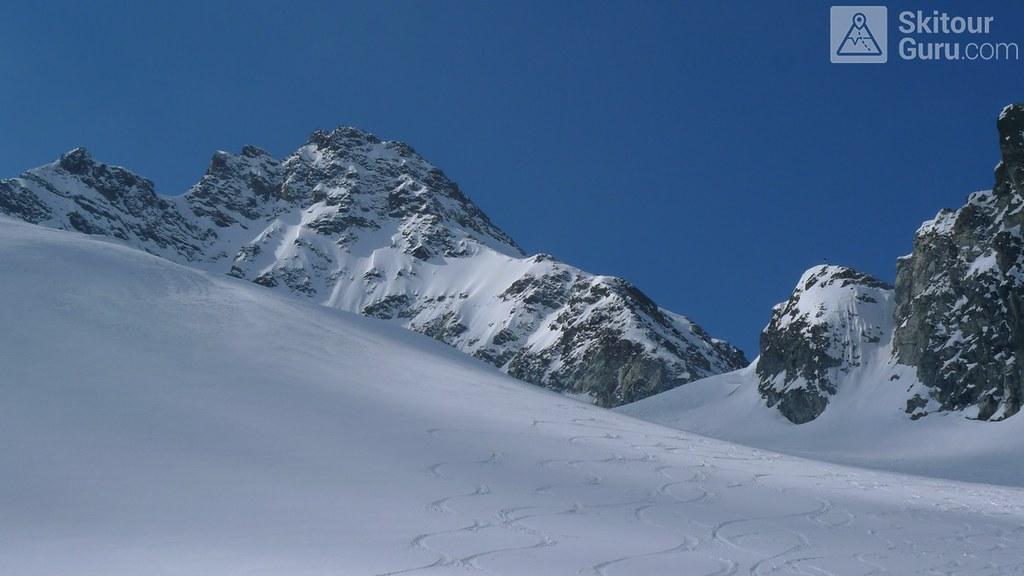 Dreiländerspitze NE (Jamtalhütte) Silvretta Rakousko foto 10