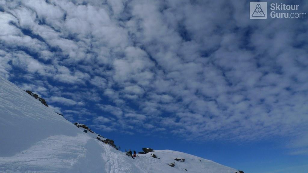 Dreiländerspitze NE (Jamtalhütte) Silvretta Rakousko foto 15