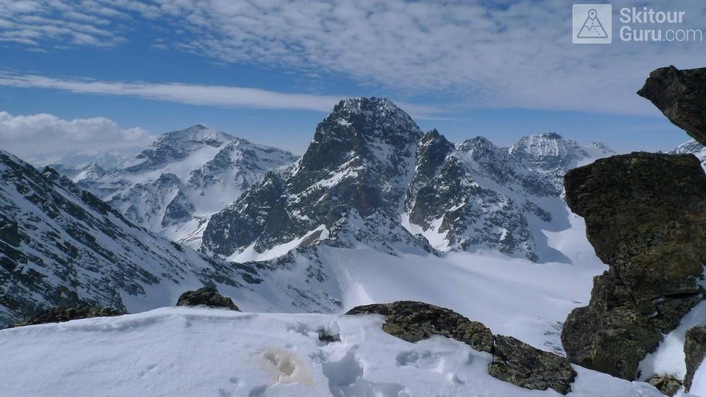 Dreiländerspitze NE (Jamtalhütte) Silvretta Rakousko foto 17