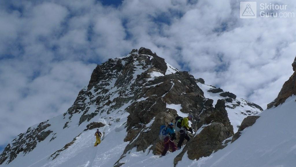 Dreiländerspitze NE (Jamtalhütte) Silvretta Rakousko foto 16