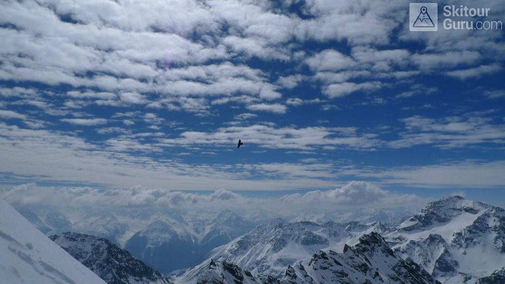 Dreiländerspitze NE (Jamtalhütte) Silvretta Rakousko foto 19