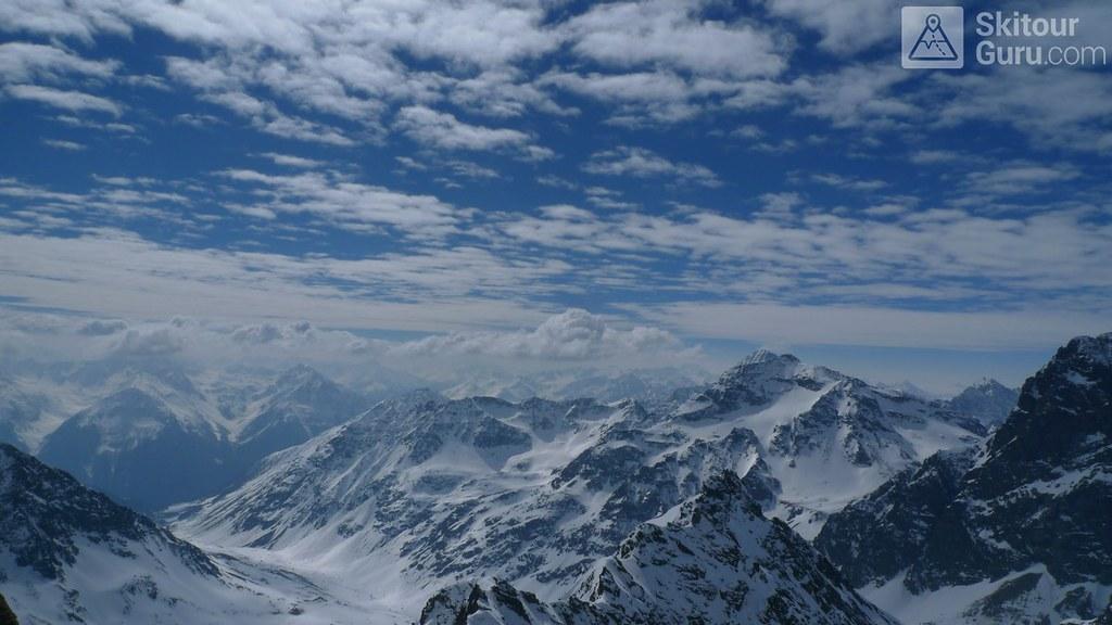 Dreiländerspitze NE (Jamtalhütte) Silvretta Rakousko foto 24