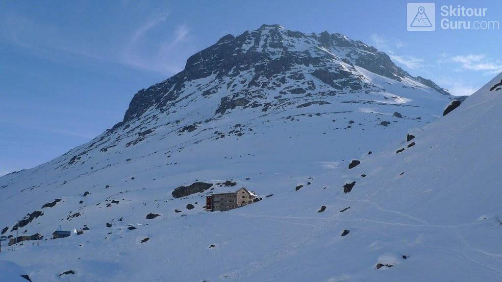 Dreiländerspitze NE (Jamtalhütte) Silvretta Rakousko foto 04