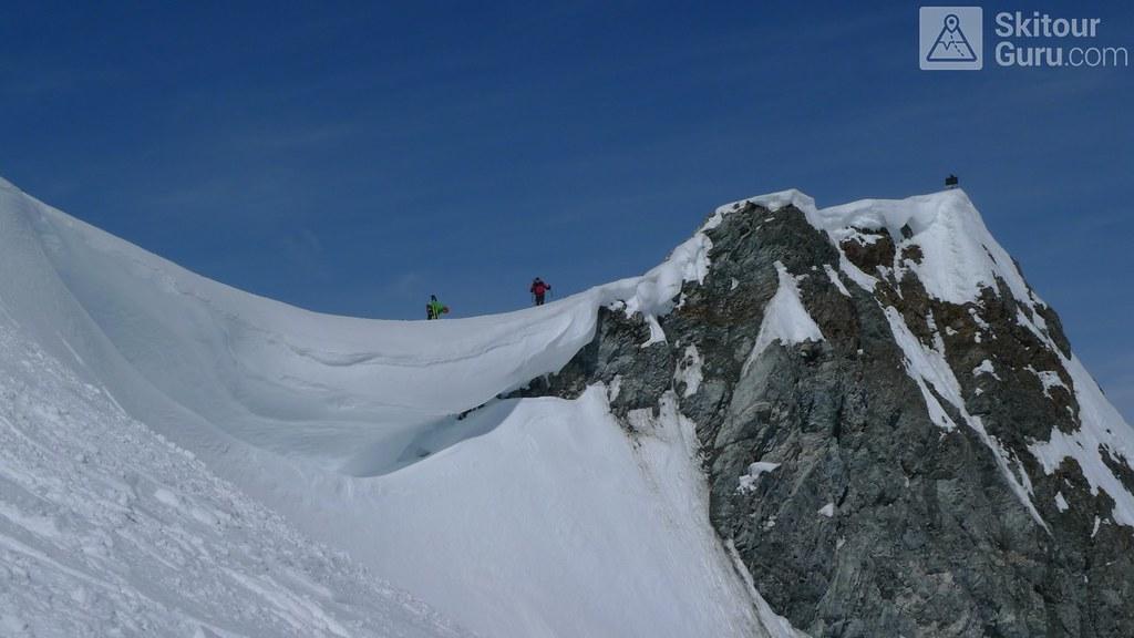 Dreiländerspitze NE (Jamtalhütte) Silvretta Rakousko foto 12