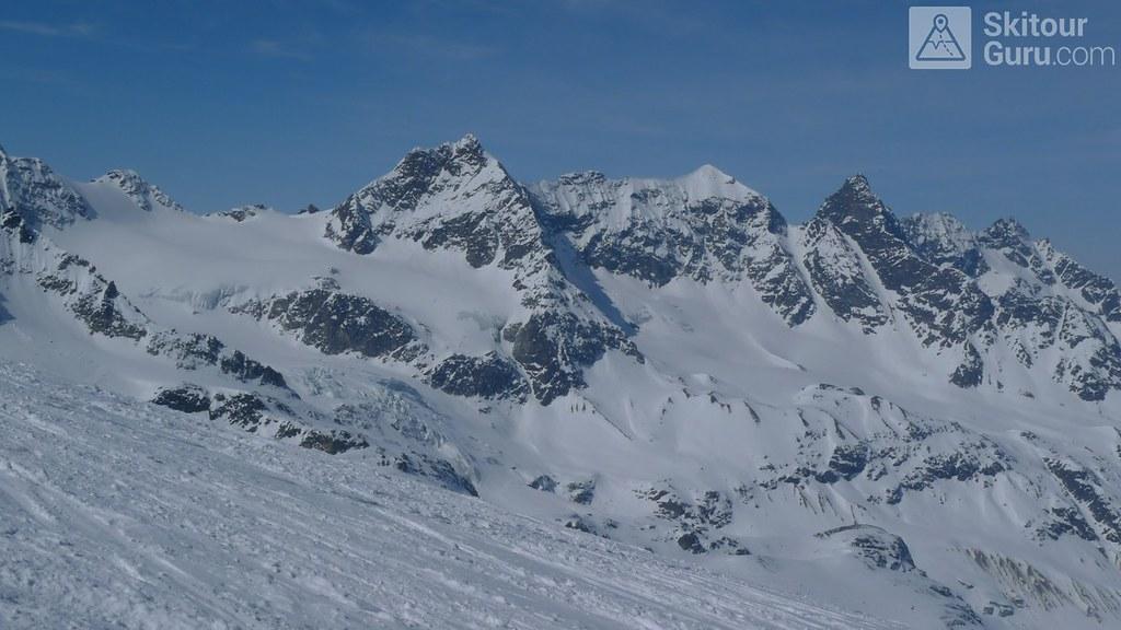 Dreiländerspitze NE (Jamtalhütte) Silvretta Rakousko foto 13