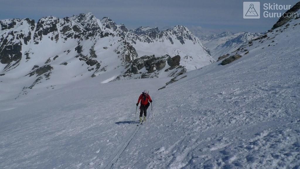 Dreiländerspitze NE (Jamtalhütte) Silvretta Rakousko foto 01