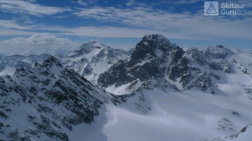 Dreiländerspitze NE (Jamtalhütte) Silvretta Rakousko foto 18