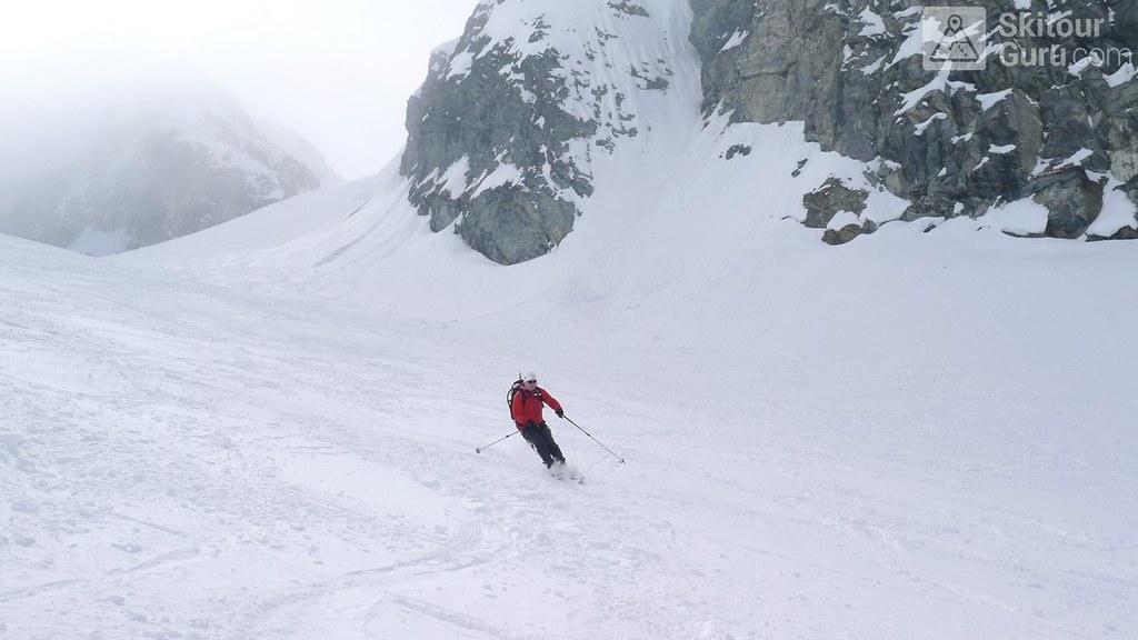 Dreiländerspitze NE (Jamtalhütte) Silvretta Rakousko foto 27