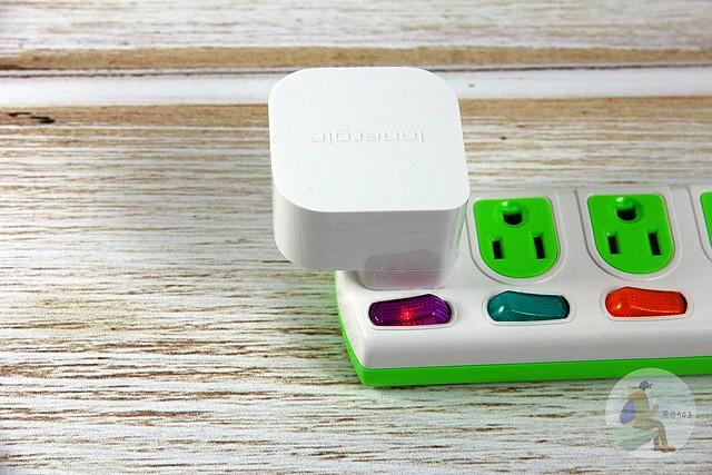 Innergie PowerJoy 30C 雙孔 USB-C 極速充電器