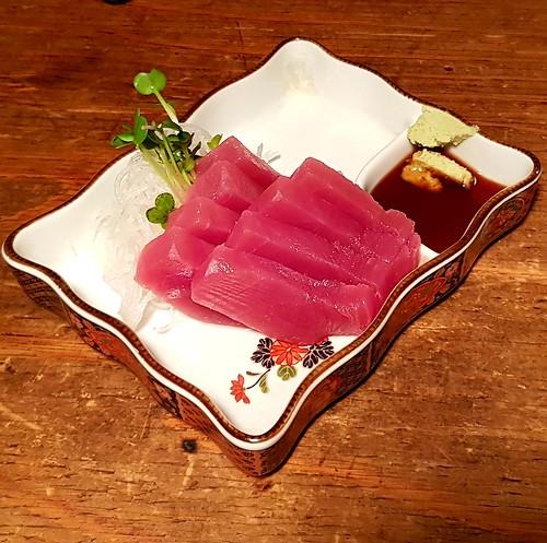 Japanische Tapas - Zarte Thunfischstreifen