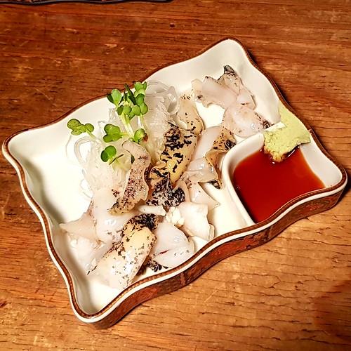 Japanische Tapas - Wellhornschnecke